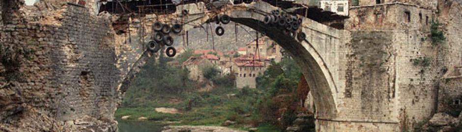 War In Mostar 1992 1995