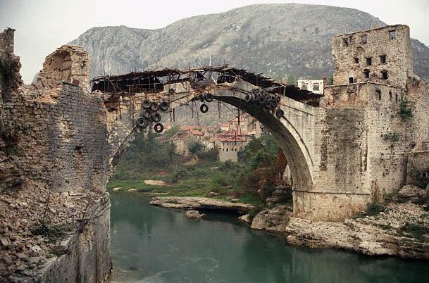 War In Mostar 1992 1995 Duration